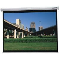 8x8 Model C Wall/Ceiling Screen - Matte White
