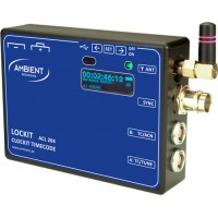 Ambient Recording ACL204 Lockit Synchronizer and Time Code Transceiver