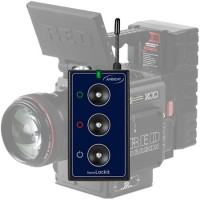 Ambient Recording ACN-NL-RD NanoLockit Pro Kit For RED Epic Weapon Helix Monstr