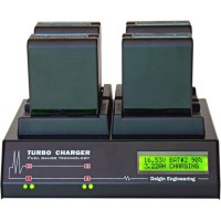 4 Position Charger with TDM - Panasonic