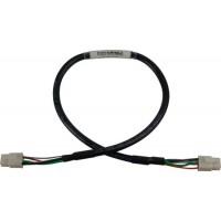 6-Pin AMP Mate-N-Lok Power & Signal - Equipment to Equipment Breakout - 100 Ft.