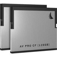 AVP128CFX2 Angelbird 128GB AV Pro CF CFast 2.0 Memory Card(2-Pack)