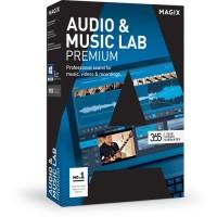 ANR005911ESD MAGIX EntertainmentAudio&Music Lab Premium-Software(Download)