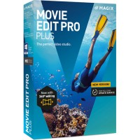 ANR008575ESDL1 MAGIX EntertainmentMovie Edit Pro Plus 2019(Volume5-99,Download)