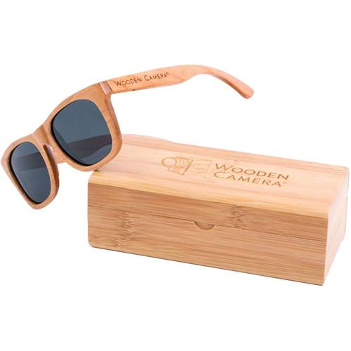 181800   Wooden Camera    Polarized Wooden Sunglasses